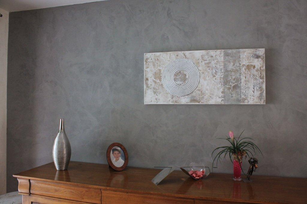Peinture murale paillet e leroy merlin for Peinture murale pailletee